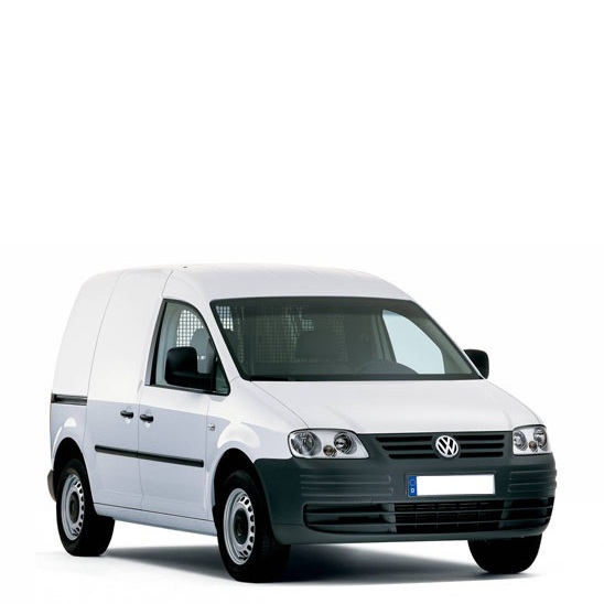 Volkswagen Caddy (2005-2014) 2K