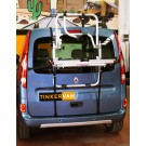 portabicis, portabicicletas, carry, bike, universal, backpack, fiamma, caddy, kangoo, nissan, peugeot, citroen, jumpy