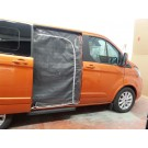 Mosquitera puerta lateral Ford Transit Custom / Tourneo Custom