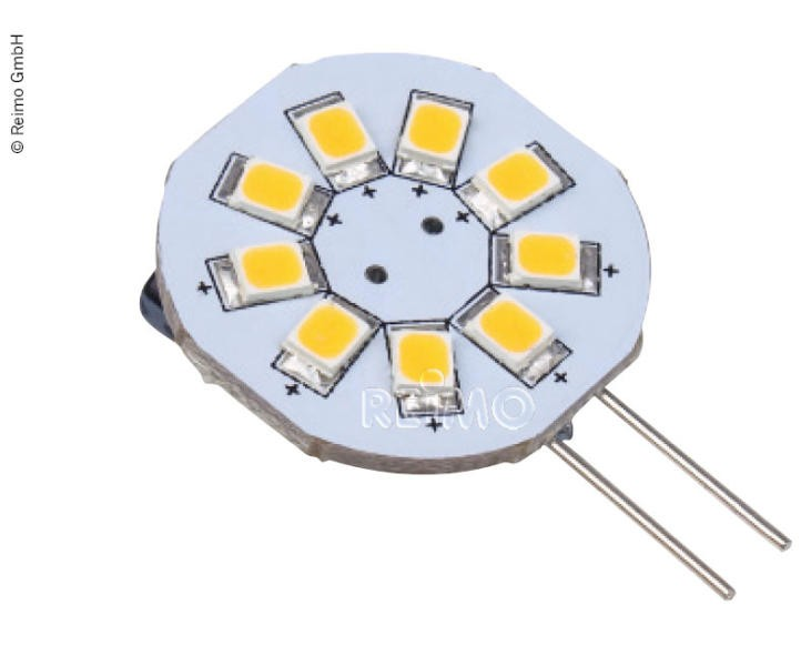 Lámpara LED G4, 1,5W