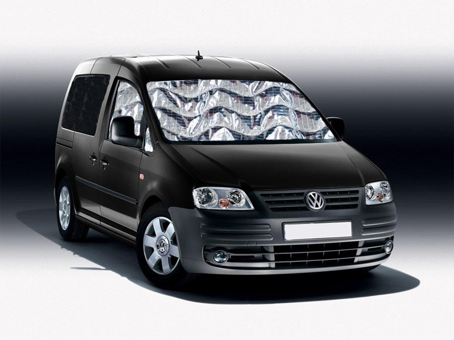 VW Caddy cortinas aislantes termicas oscurecedores termicos
